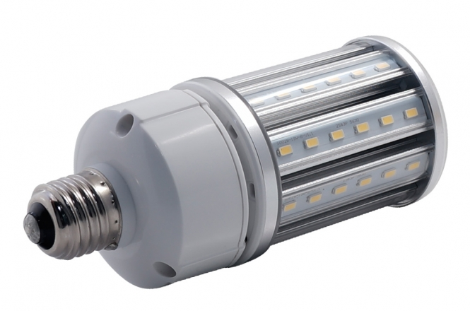 E27 LED-Tubular 2470 Lumen Gleichstrom 90-269V DC warmweiss 19 W