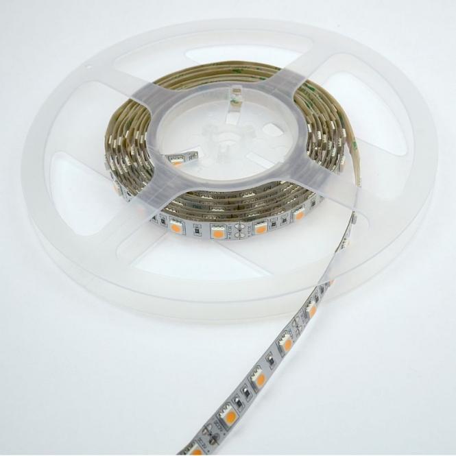 LED-Lichtband 840 Lumen Gleichstrom 12V DC warmweiss 11,5W Meterware, extra warm
