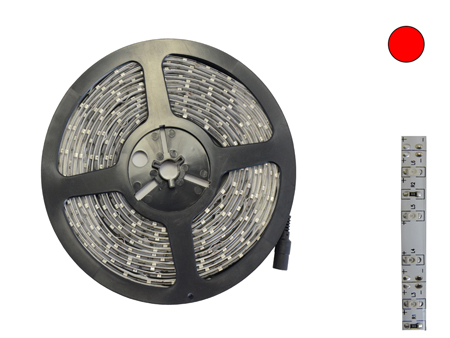 LED-Lichtband 130 Lumen Gleichstrom 12-14,8V DC Rot 24W dimmbar