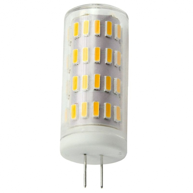 G4 LED-Stiftsockellampe 400 Lumen Gleichstrom 10-30V DC warmweiss 3,2