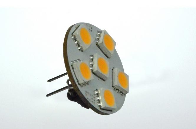 GZ4 LED-Modul 100 Lumen Gleichstrom 10-30V DC warmweiss 1W