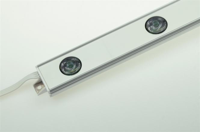 LED-Lichtleiste 1490 Lumen Gleichstrom 24V DC kaltweiss 15W IP66, Posterbox, ,