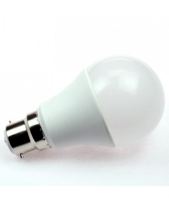 B22D LED-Globe LB60 810 Lumen Gleichstrom 60-269V DC warmweiss 8 W