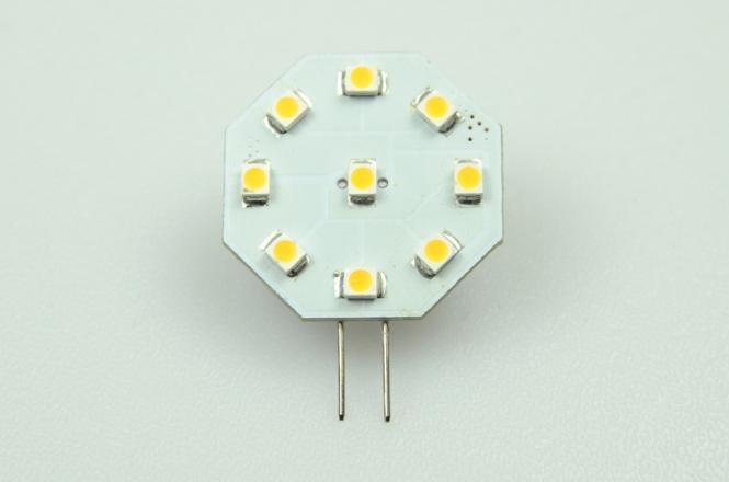 G4 LED-Modul 63 Lumen Gleichstrom 10-30V DC warmweiss 0,5W