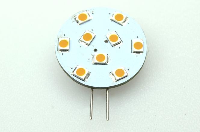 G4 LED-Modul 150 Lumen Gleichstrom 10-30V DC warmweiss 1,6 W