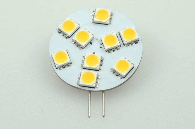G4 LED-Modul 170/110/55 Lumen Gleichstrom 10-30V DC warmweiss 1,9/1,3/0,7W