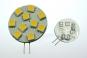G4 LED-Modul 160 Lumen Gleichstrom 10-30V DC warmweiss 1,7W